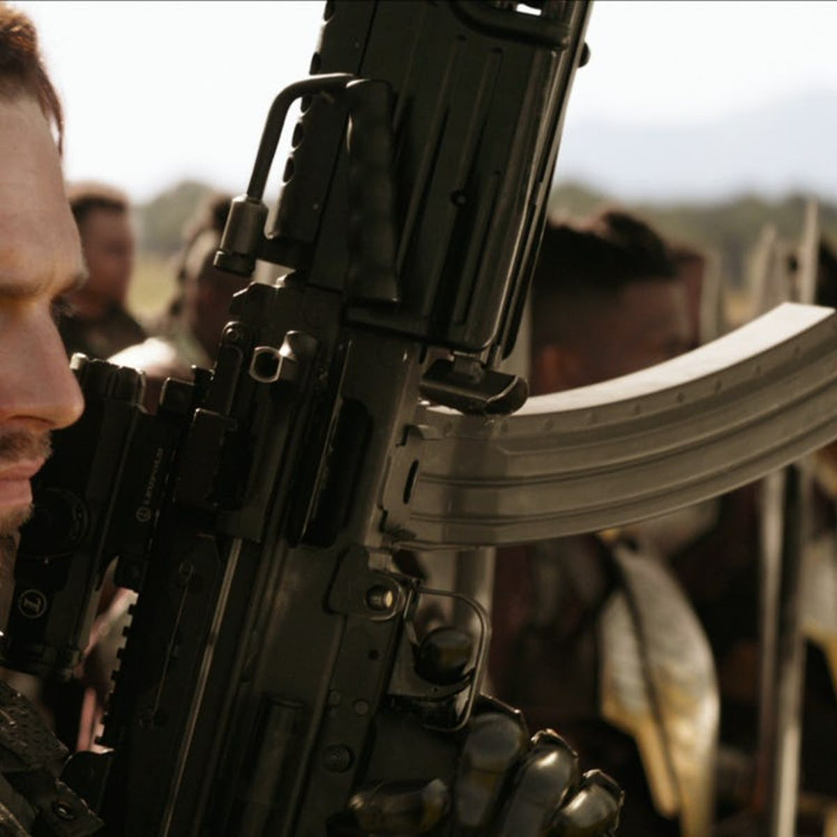 New 'Infinity War' Photo Puts Bucky's Badass Arm on Display
