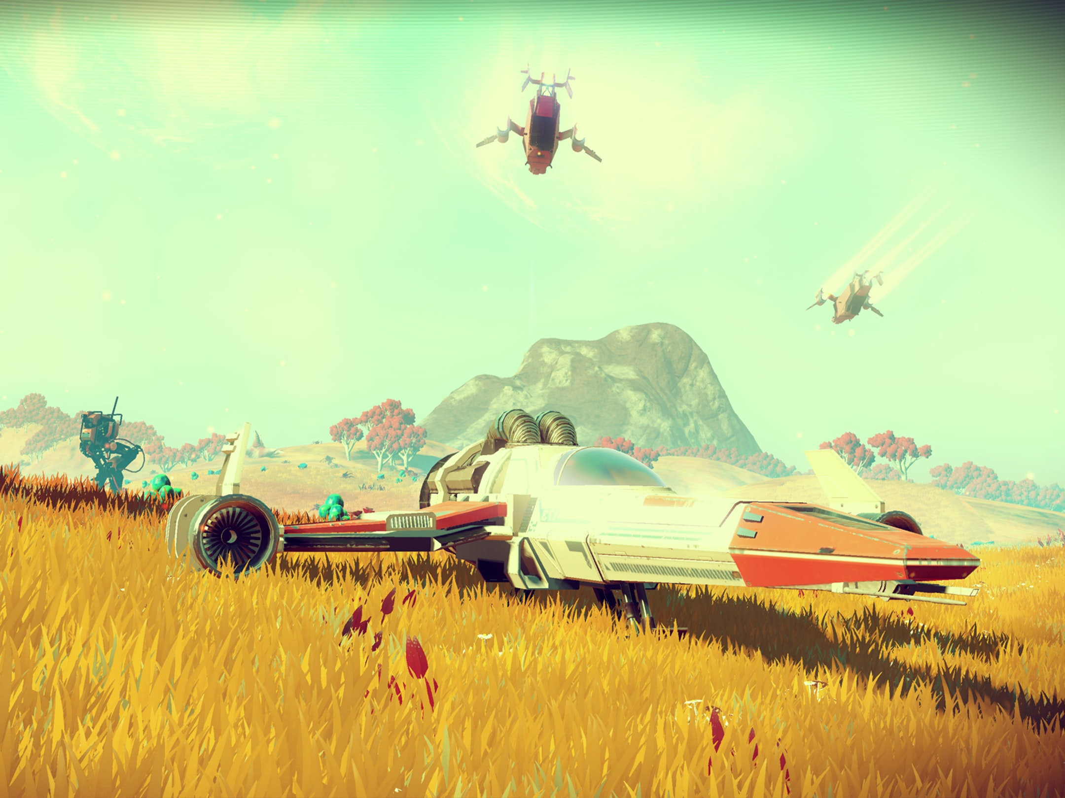 How Close Are We to Spaceships Like in 'No Man's Sky'?