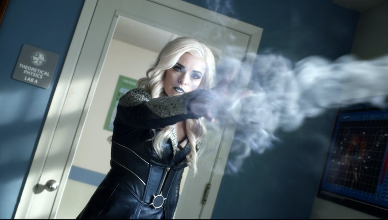 Will Caitlin Snow (Danielle Panabaker) be stuck as Killer Frost forever?