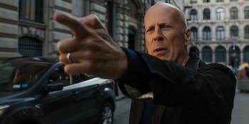 Bruce Willis Death Wish