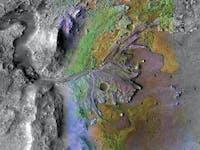 mars 2020 jezero crater