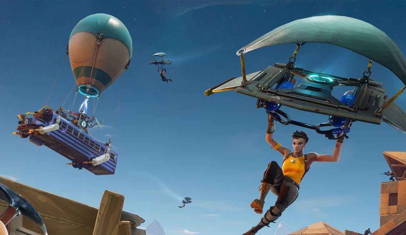Figuring out where to land is the first harrowing experience you go through in every 'Fortnite: Battle Royale' match.