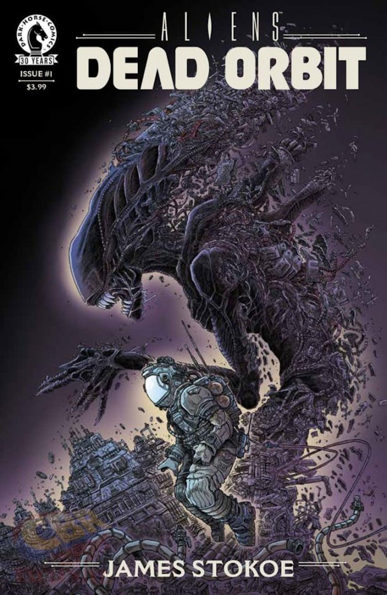 Aliens Dead Orbit from Dark Horse