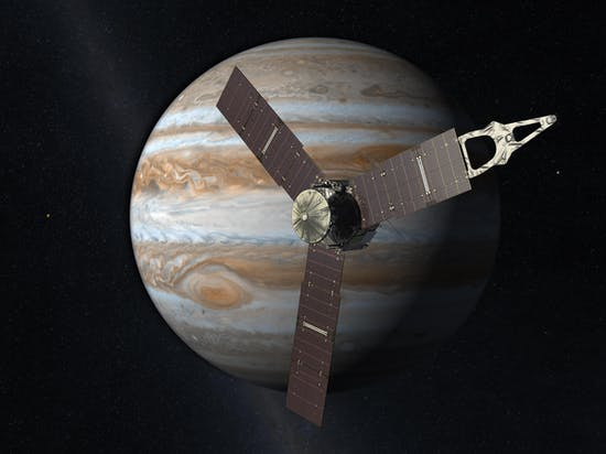 NASA JPL Shares Haunting Video About Juno's Mission to Jupiter