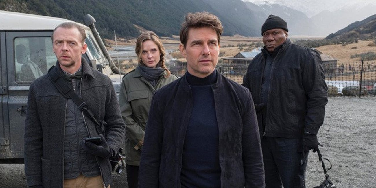 'Mission: Impossible - Fallout'