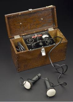 Electroconvulsive Therapy Machine 1945-60.