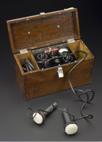 electroshock therapy machine