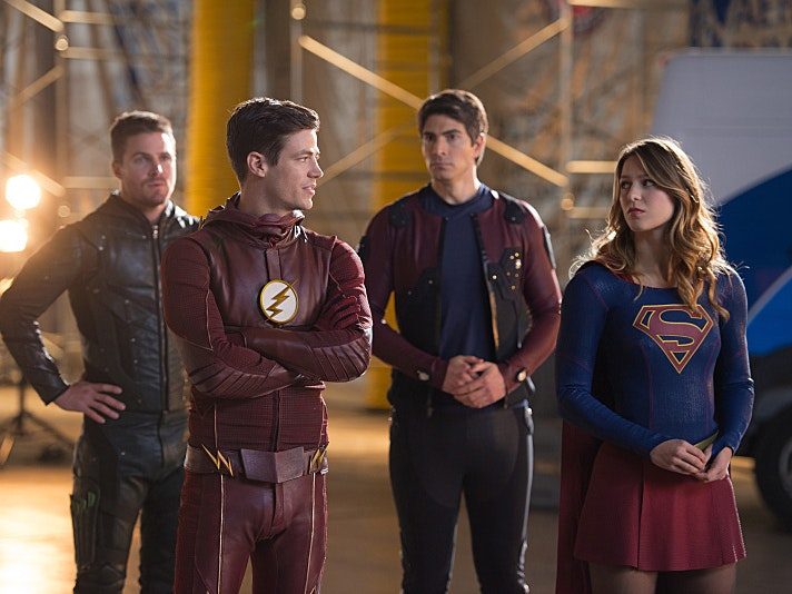 'The Flash' Just Announced That Supergirl Lives on Earth-38
