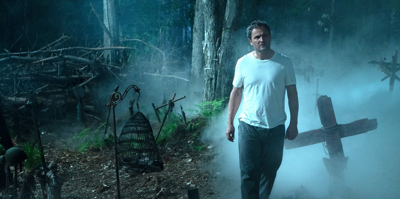 Jason Clarke Pet Semetary