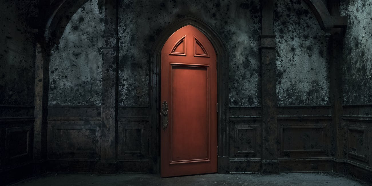 haunting of hill house season 1 red room