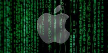 apple matrix encryption code binary