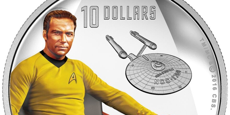 You Can Legally Buy Things Using 'Star Trek' Money in Canada Now
