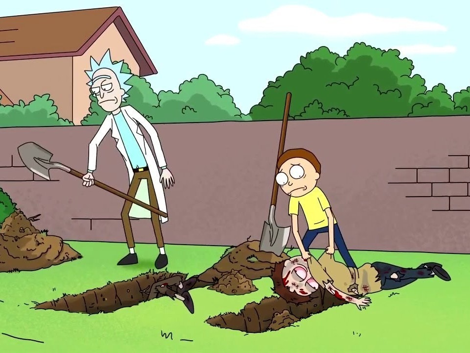 Rounding Up the 7 Most Fucked Up 'Rick and Morty' Moments