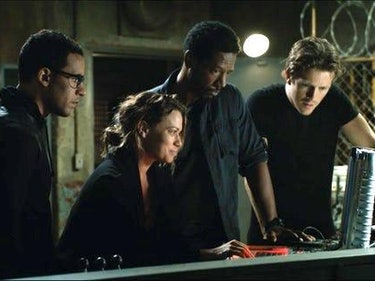 Broussard and the Resistance Hack an Alien Drone on 'Colony'