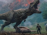 Jurassic World Fallen Kingdom Horror Movie