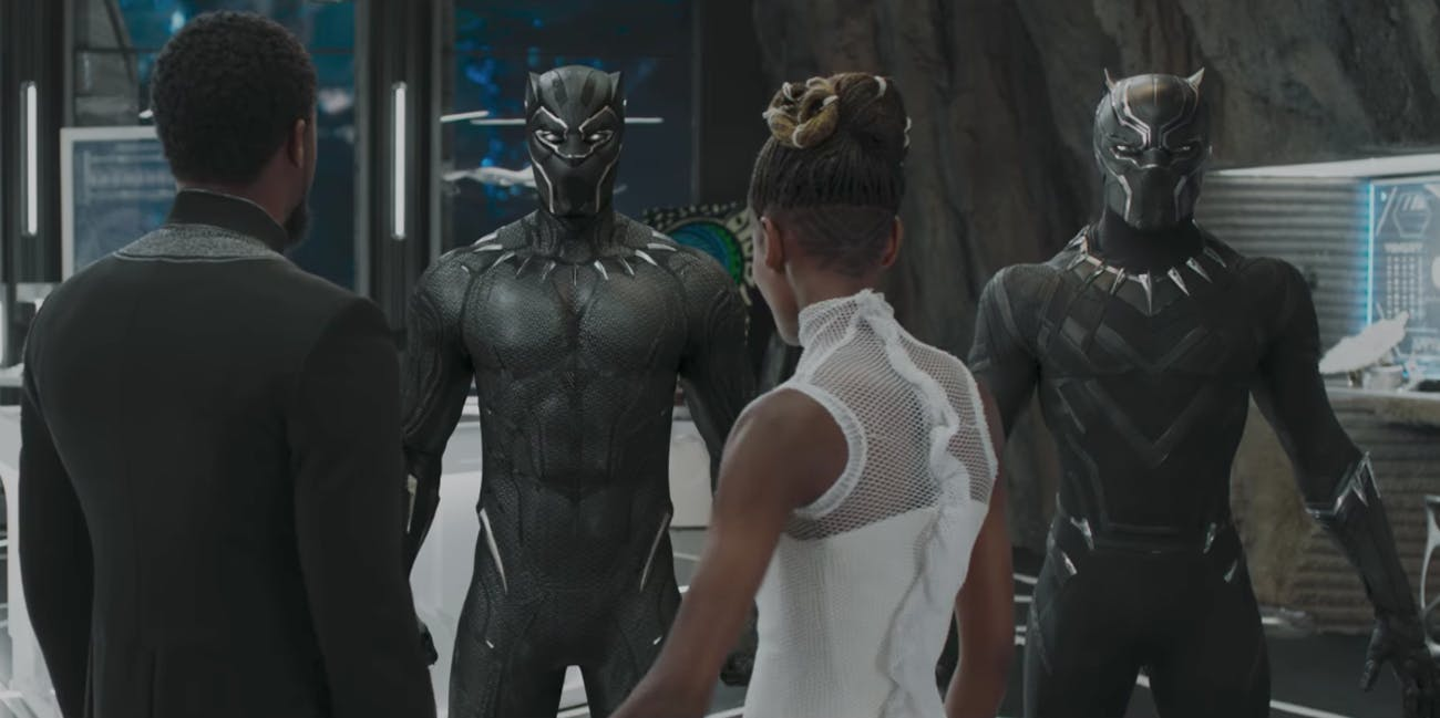 38783fb6 A Second Black Panther Suit Could Mean Big Things for Wakanda | Inverse
