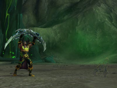 How to Start Playing a Demon Hunter in 'World of Warcraft: Legion'