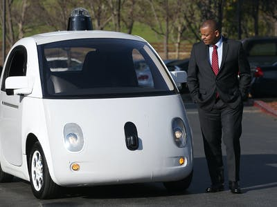 Google Reveals Why It Made Its Cars Completely Driverless: We Don't Pay Attention