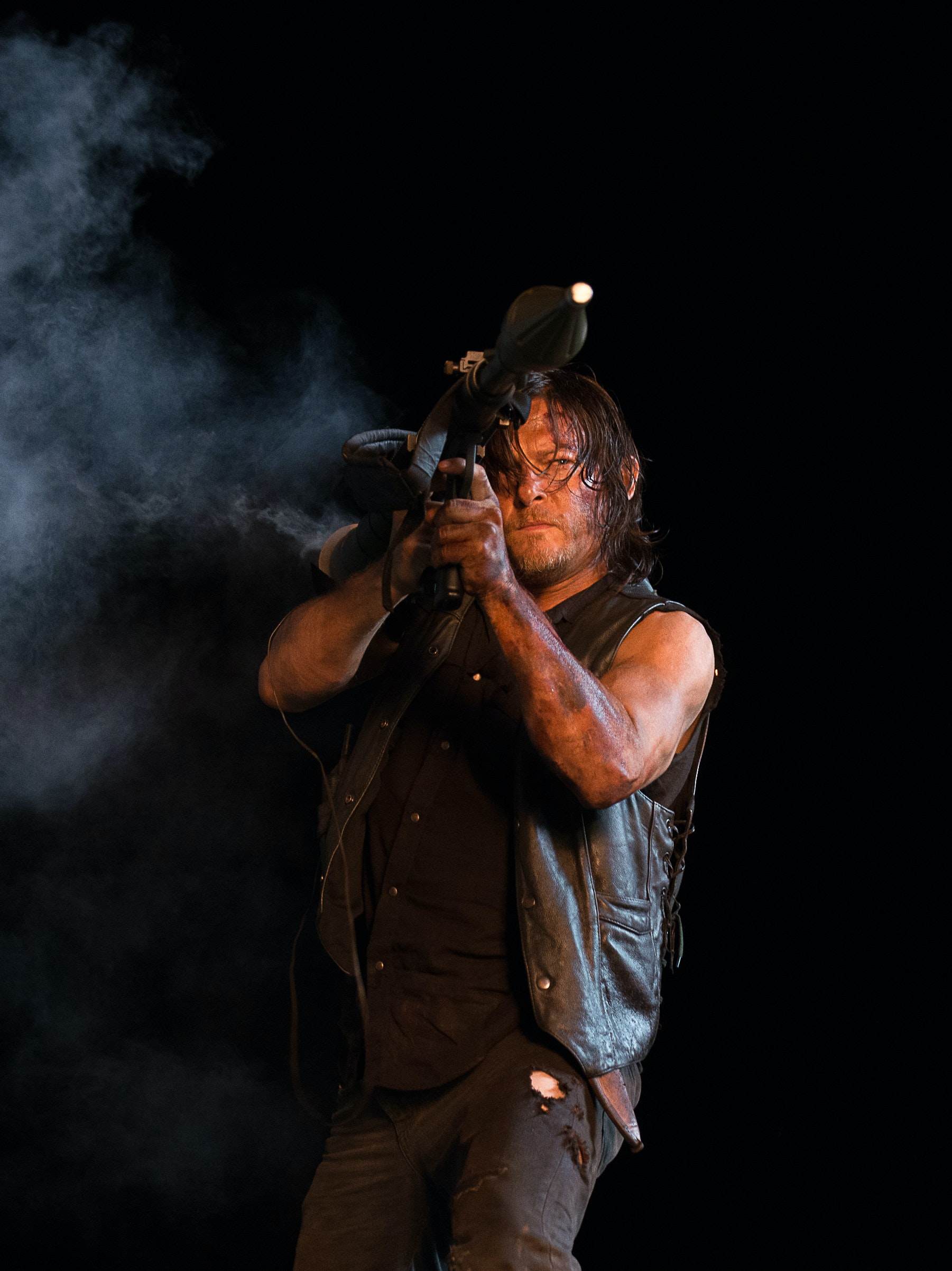 the walking dead season 6 return gives power back to the