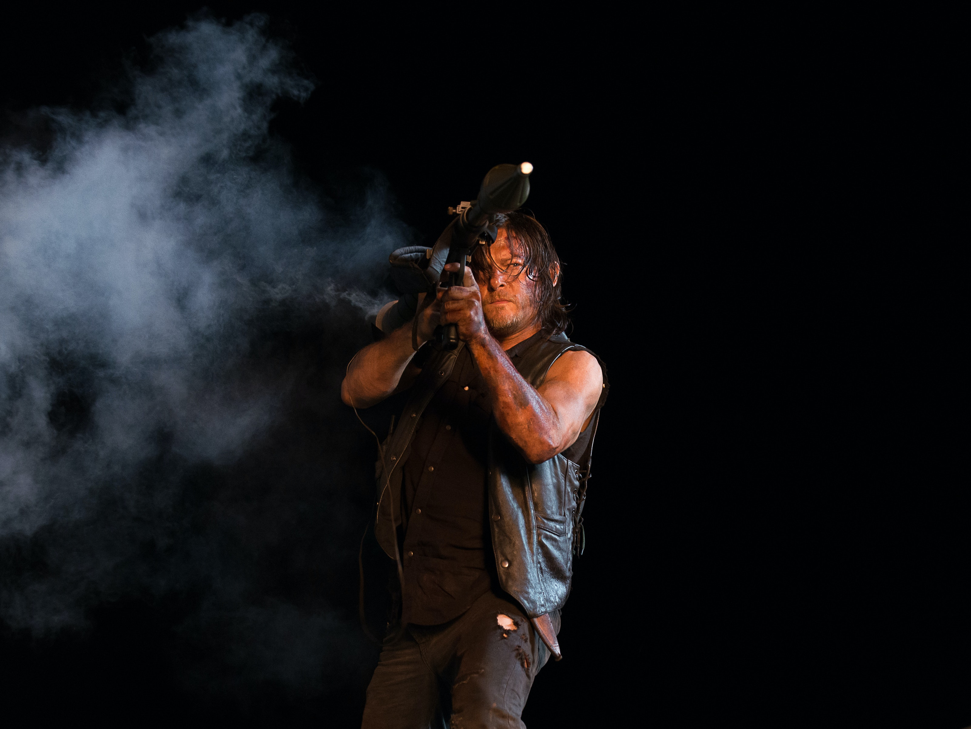 'The Walking Dead' Season 6 Return Gives Power Back to the Living