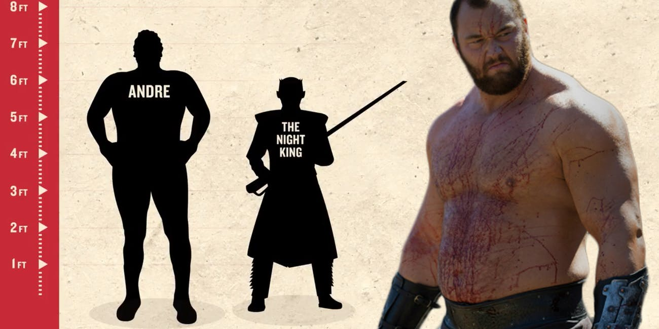 Game of Thrones Andre the Giant