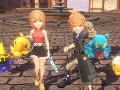 'World of Final Fantasy' Is Too Charming to Hate
