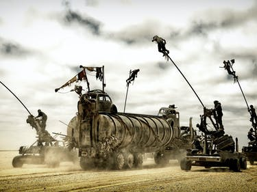 'Mad Max' Without CGI Reveals Awe-Inspiring Practical Effects