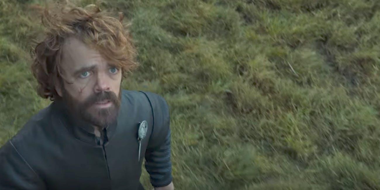 Peter Dinklage as Tyrion Lannister in 'Game of Thrones' Season 7