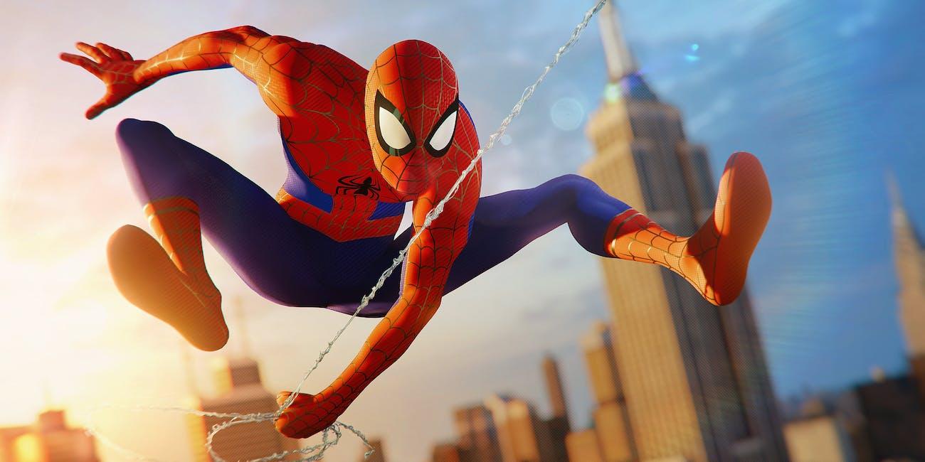 sony marvel's spider-man ps4