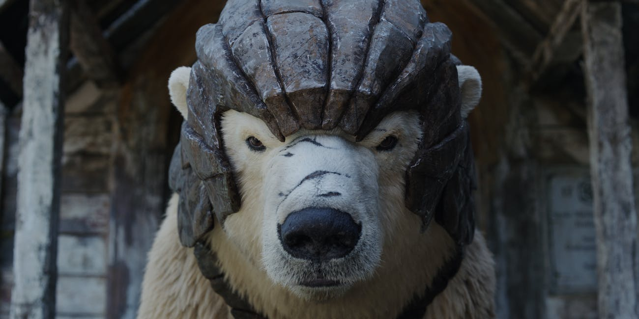 HBO His Dark Materials Trailer Polar Bears