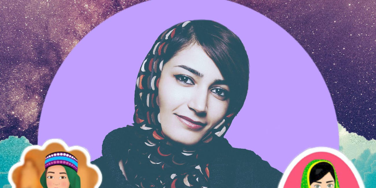 Fereshteh Forough is a member of the Inverse Future 50.