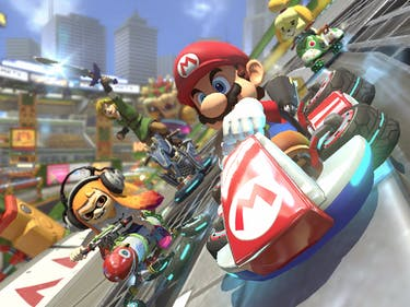 'Mario Kart 8 Deluxe' Adds 'Bumper Bowling' on Nintendo Switch