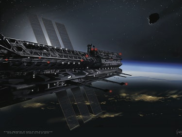 Welcome to Asgardia, the First Ever Outer Space Nation