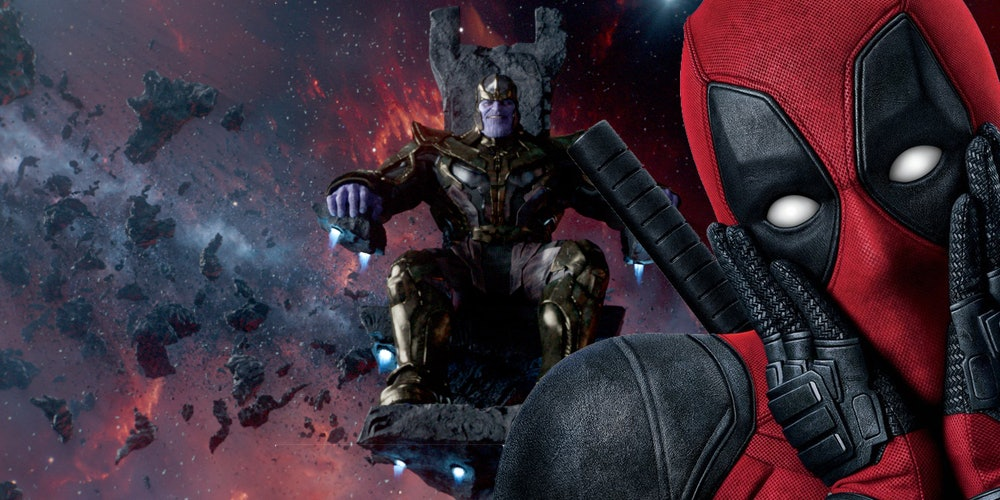 Deadpool's Totally Gonna Call Out Josh Brolin for Being Thanos, Right?