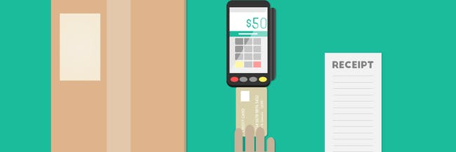 Paying with Credit Card - Credit Card Transaction