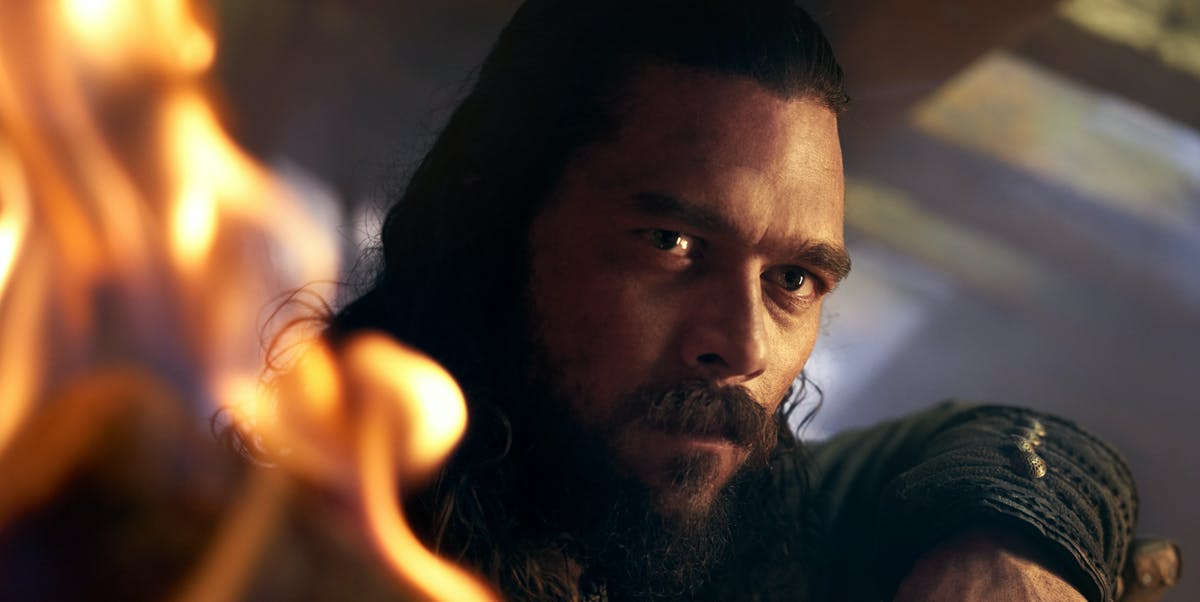 Long John Silver in 'Black Sails' Season 4