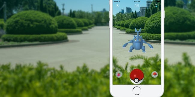 """It's up to trainers in Chicago's Grant Park to unlock a """"major global award."""""""