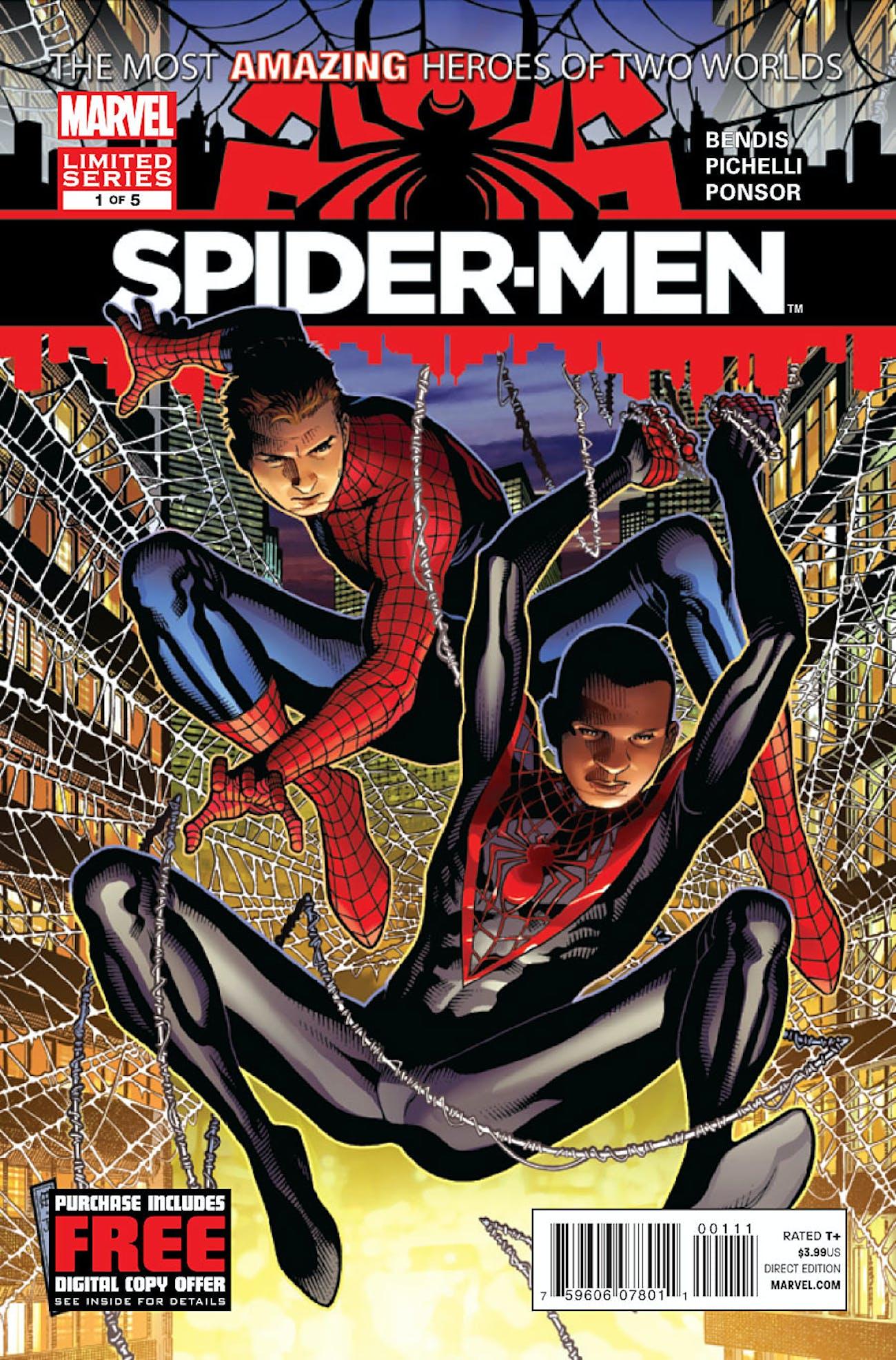 Spider-Men Miles Morales