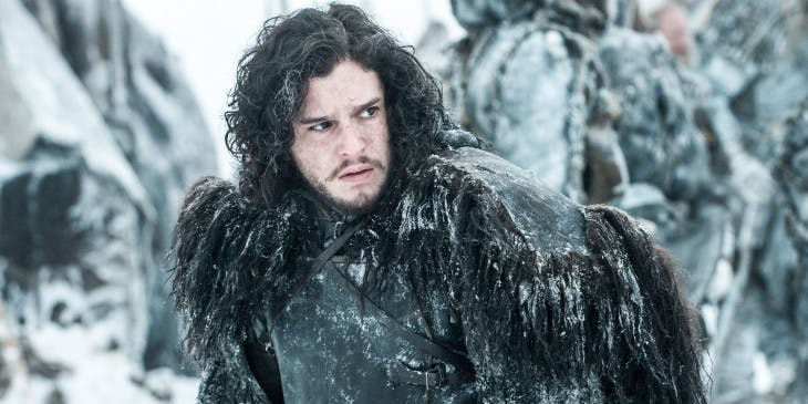 Kit Harrington might eventually get to film in a warmer climate, but winter is coming, so probably not.