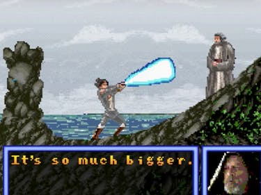 'Last Jedi' Remade as an 8-Bit Video Game Improves the Trailer