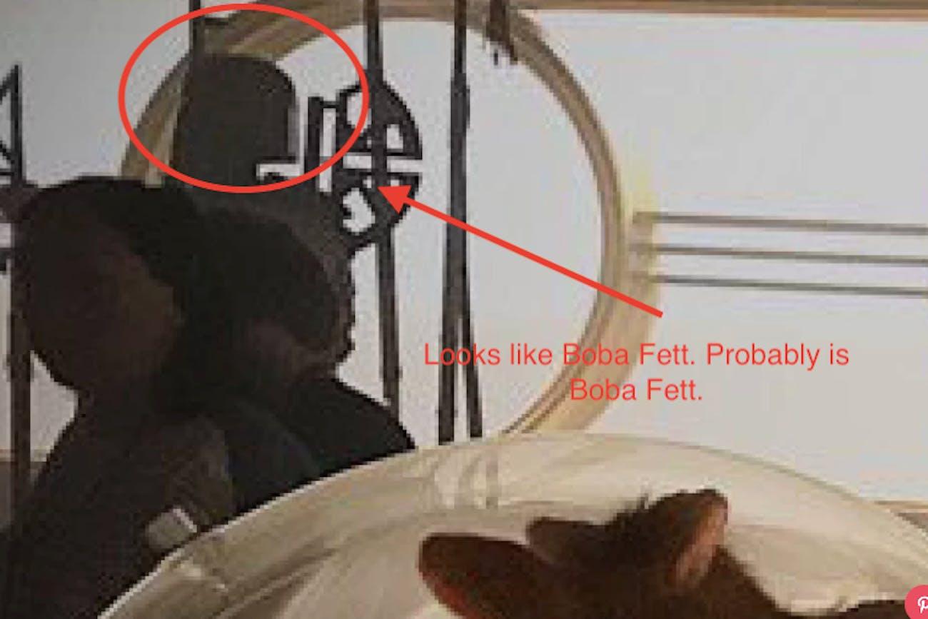 Boba Fett in 'Solo'?