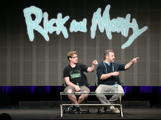 Adult Swim Has Uploaded the 'Rick and Morty' Court Transcript in HD