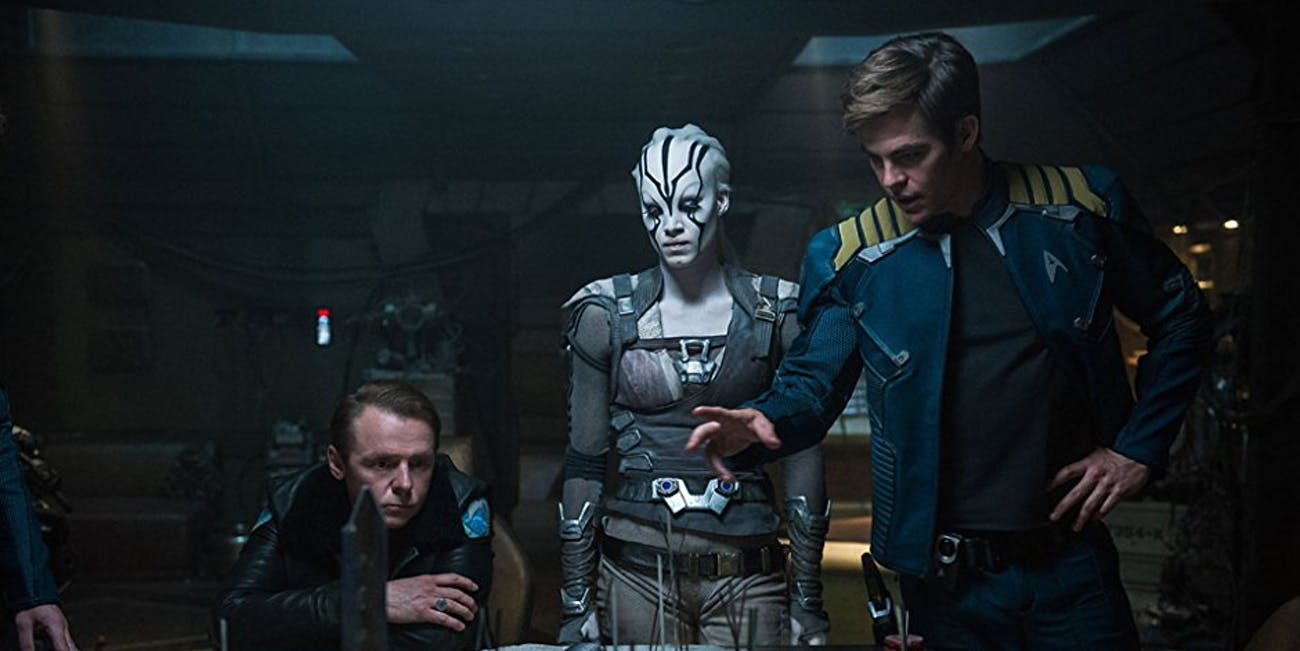 'Star Trek Beyond'