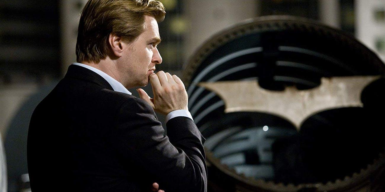 Christopher Nolan Batman The Dark Knight Arrowverse