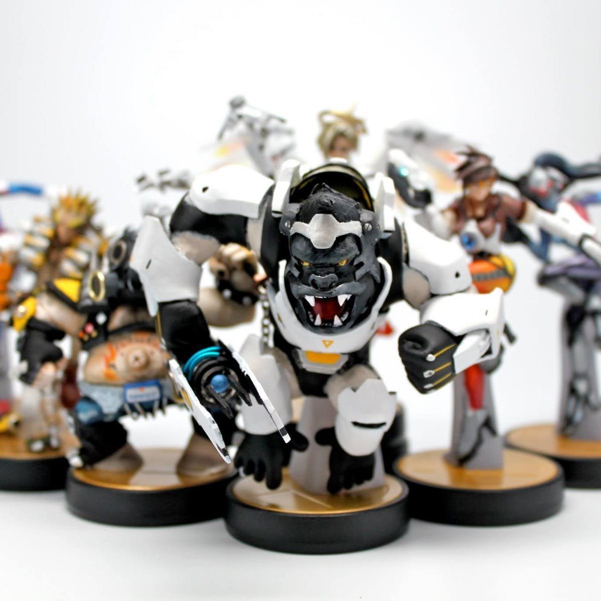 Custom amiibo Are Still Hot, Even If the Toys Are Not | Inverse