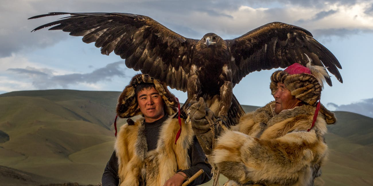 Golden Eagle Hunters of Mongolia