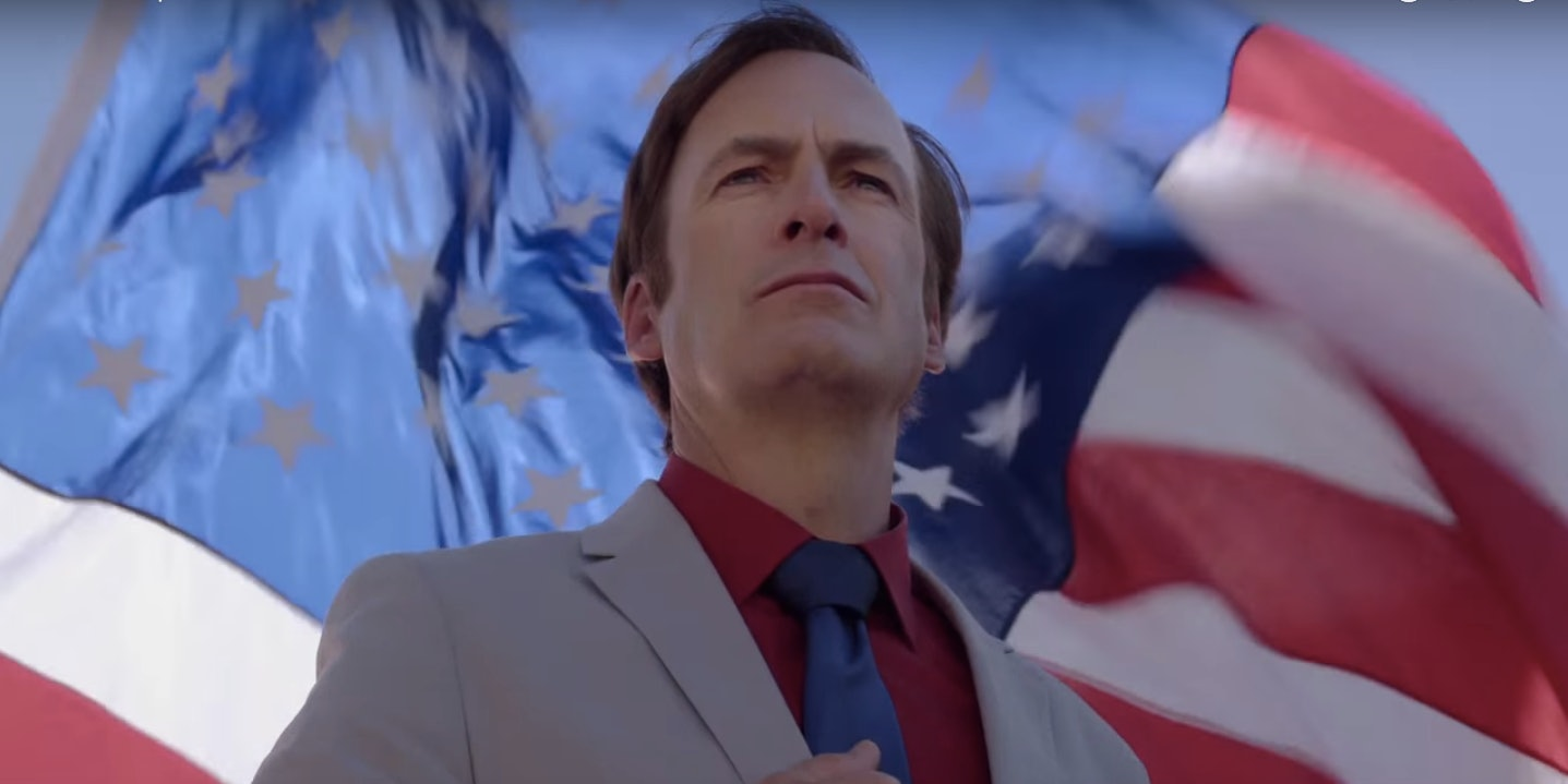 Bob Odenkirk in 'Better Call Saul.'