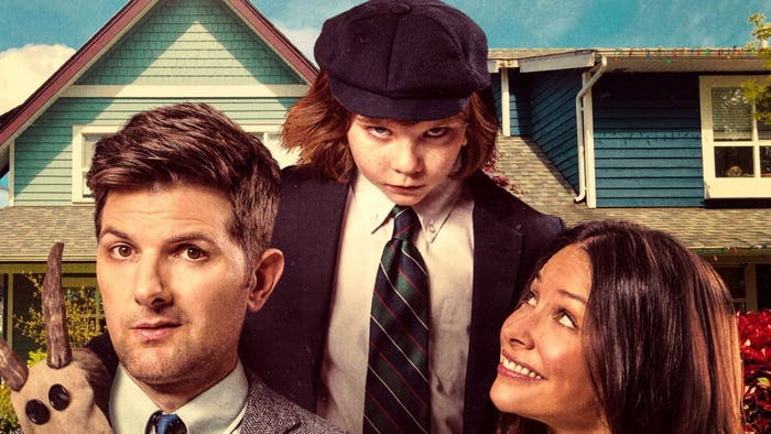 What if 'The Omen' was a comedy?