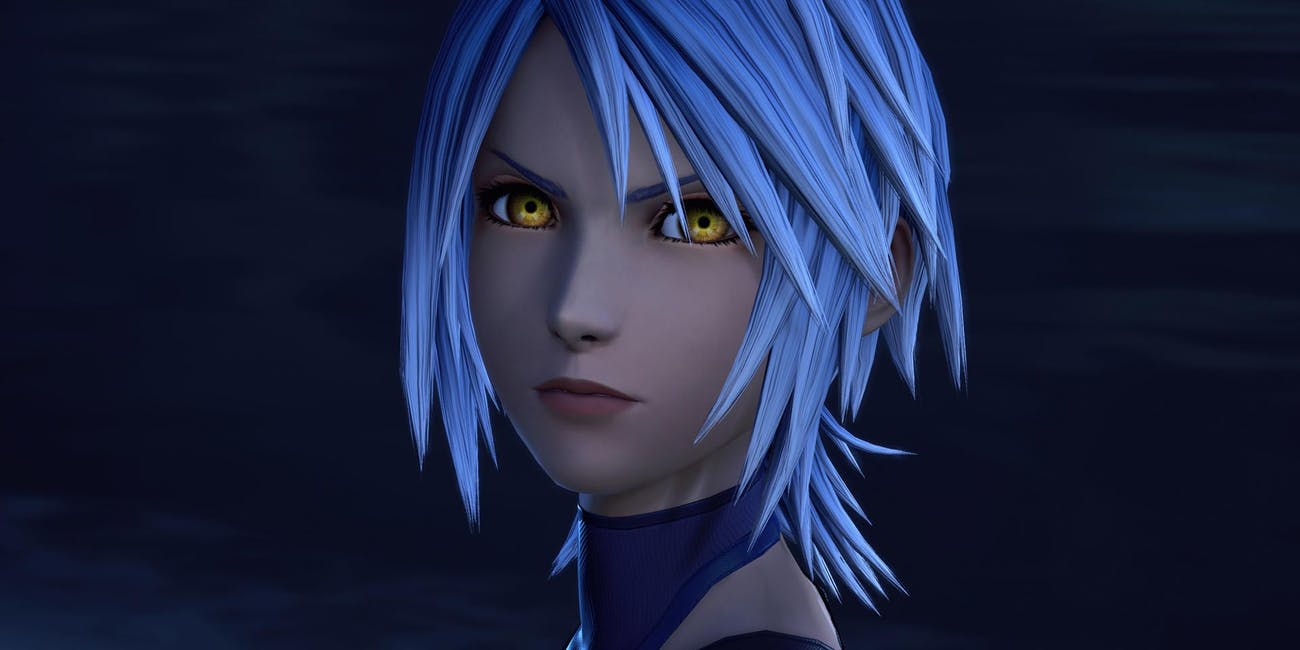 'Kingdom Hearts III' Aqua