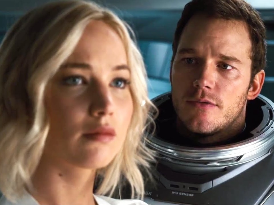 18 Ways Chris Pratt and Jennifer Lawerence probably Spent 90 Years in Space